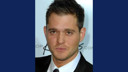 Michael Buble's voice problem scare.